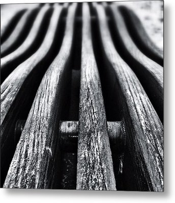 Instagram Photo Metal Print by Ritchie Garrod