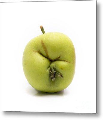 Apple Metal Print by Bernard Jaubert