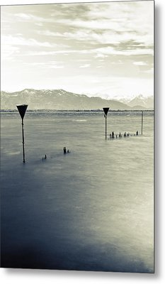 Lake Constance Metal Print by Joana Kruse