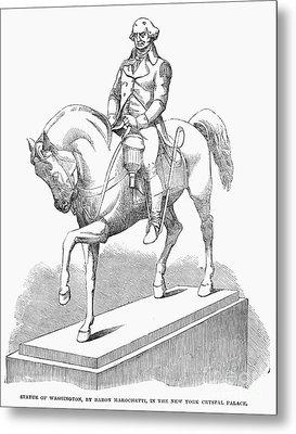 George Washington Metal Print by Granger