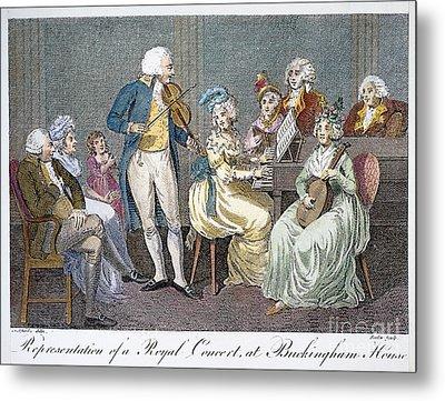George IIi (1738-1820) Metal Print by Granger