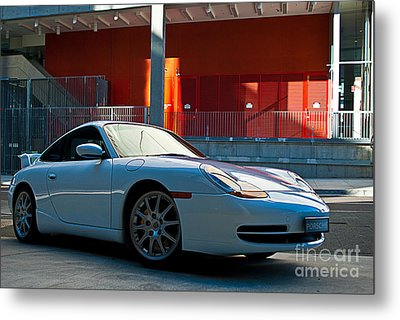 911 Porsche 996 2 Metal Print by Stuart Row
