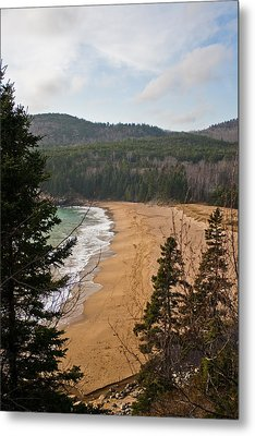 A Beautiful Place Metal Print by Greg DeBeck