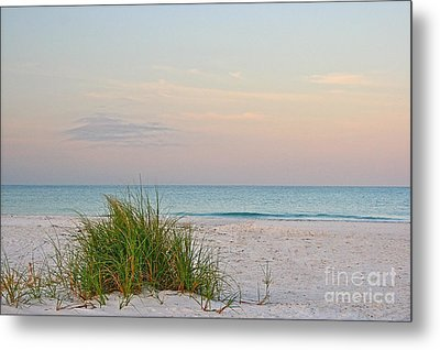 A Calm  Evening View Metal Print by Joan McArthur