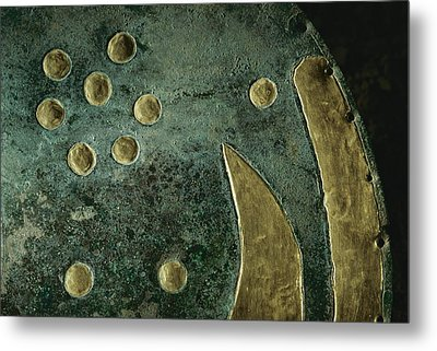 A Close View Of The Sky Metal Print by Kenneth Garrett