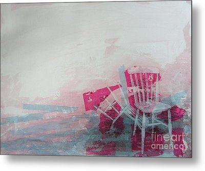 A Crime Of Passion Metal Print by Paul OBrien