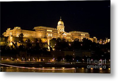 A King's Palace Metal Print by Syed Aqueel