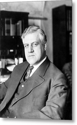 A. Mitchell Palmer, Attorney General Metal Print by Everett