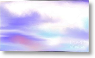 A New Day Metal Print by Lori  Lovetere