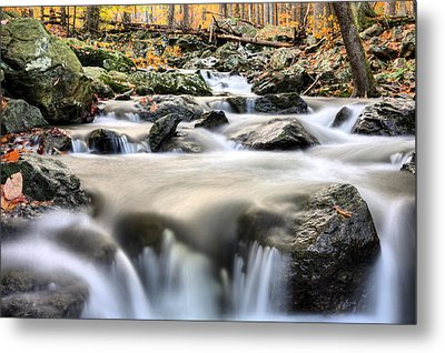 A Rocky Road Metal Print by JC Findley