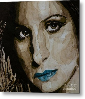 A Star Is Born Metal Print by Paul Lovering
