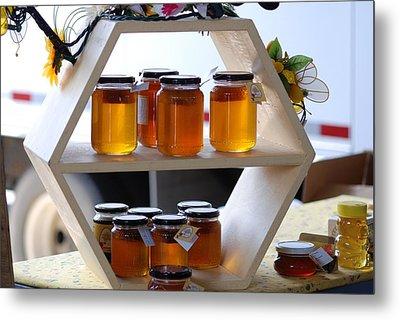 A Taste Of Honey Metal Print by Francois Cartier