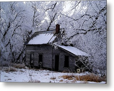 Metal Print featuring the photograph A Time Forgotten by Steven Clipperton
