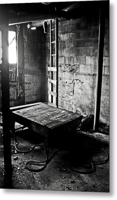 Abandoned  Metal Print by Randall  Cogle