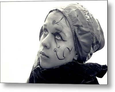 Above And Beyond Metal Print by Laura Pineda