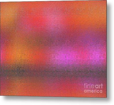 Abstract 245 Metal Print by John Krakora
