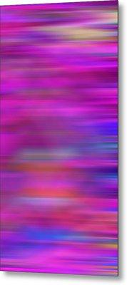 Abstract II Metal Print by Saad Hasnain
