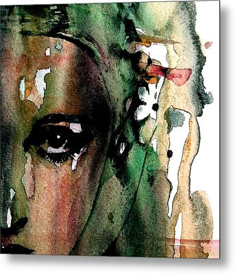 Accept Me For What I Am  Metal Print by Paul Lovering