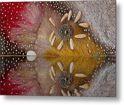 After The Rain Metal Print by Pepita Selles