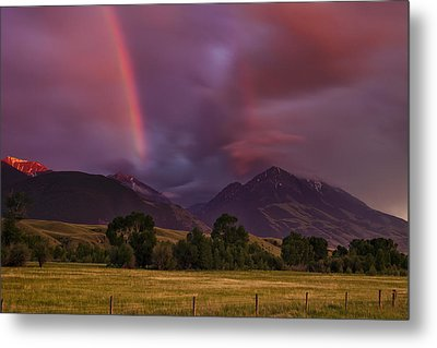 After The Storm Metal Print by Andrew Soundarajan