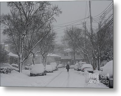 Metal Print featuring the photograph After The Storm by Dora Sofia Caputo Photographic Art and Design