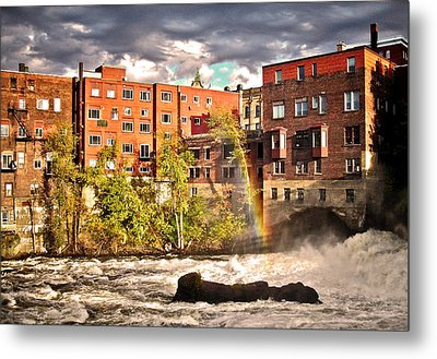 After The Storm ... Metal Print by Juergen Weiss