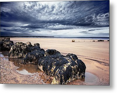 After Tide Metal Print by Svetlana Sewell