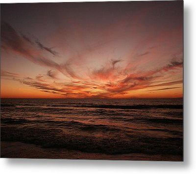 Metal Print featuring the photograph Aftermath by Bill Lucas