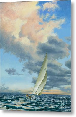 Afternoon Delight Metal Print by Michael Swanson