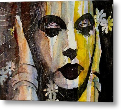 Agony And Ecstasy Metal Print by Paul Lovering