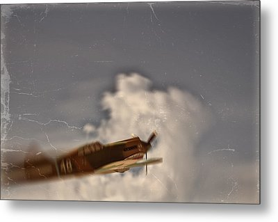 Air Superiority V2 Metal Print