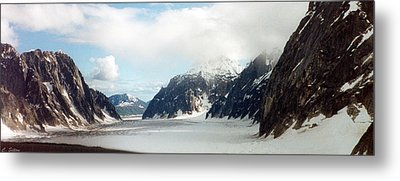 Alaska Glacier Metal Print by C Sitton