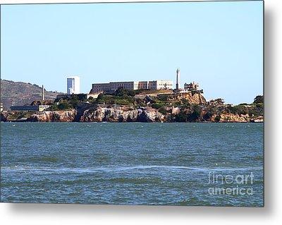 Alcatraz Island In San Francisco California . West Side . 7d14031 Metal Print