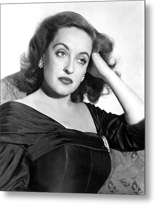 All About Eve, Bette Davis, 1950 Metal Print by Everett