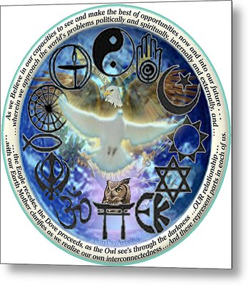 All Believing In Potential And Transition Metal Print