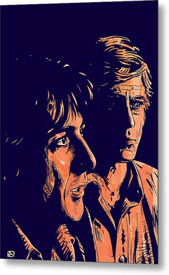 All The President's Men Metal Print