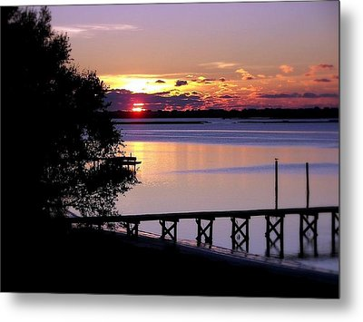 Alone With God Metal Print by Karen Wiles