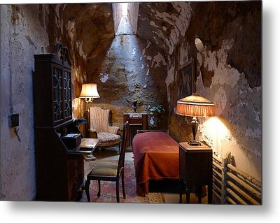 Metal Print featuring the photograph Al's Place II by Richard Reeve