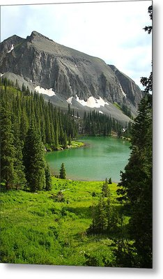 Alta Lake Colorado Metal Print