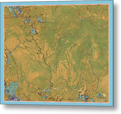 Alternate Landscape 1 Metal Print