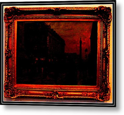 An Antique Metal Print by Anand Swaroop Manchiraju