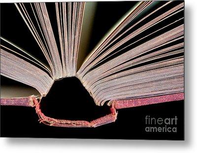 An Open Book Metal Print by Dan Holm