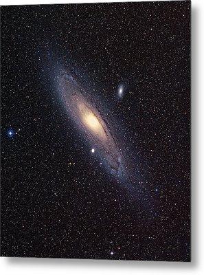 Andromeda Galaxy Metal Print by Mpia-hd, Birkle, Slawik