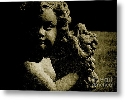 Angelina My Little Angel Metal Print by Susanne Van Hulst