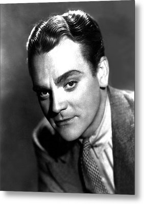 Angels With Dirty Faces, James Cagney Metal Print by Everett