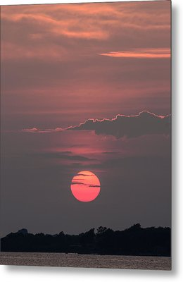 Another Day Down Metal Print by Mark Papke