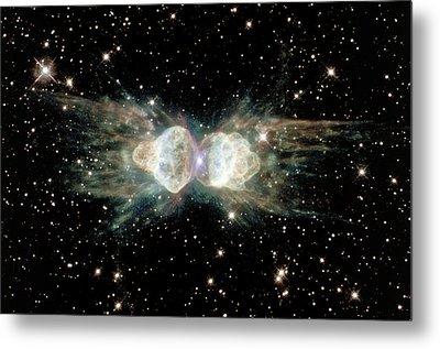 Ant Planetary Nebula Metal Print