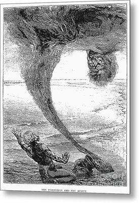 Arabian Nights, 1903 Metal Print by Granger