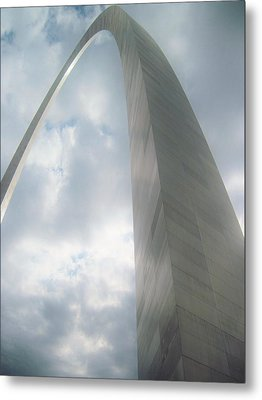Arch In The Sky Metal Print