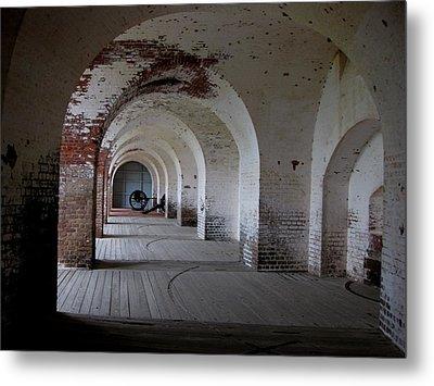 Arches Metal Print by Kathy Long